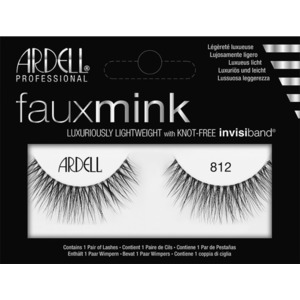 Ardell Faux Mink Strip Lashes #812 1 Pair (6640)