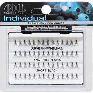Ardell Individual Lower Lashes Naturals - Black - Short 56 Individual Lashes (M6673 - 6674)