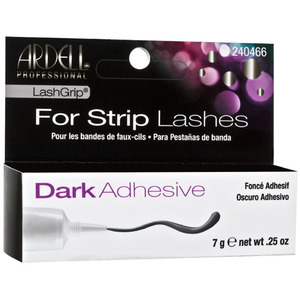 Ardell LashGrip Strip Adhesive - Dark 0.25 oz. - 7 Grams (M6716 - 6717)