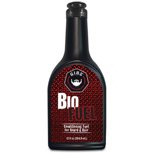 GIBS Bio Fuel Conditioning Fuel for Beard & Hair 12 oz. - 354.8 mL. (M51736 - 51736)