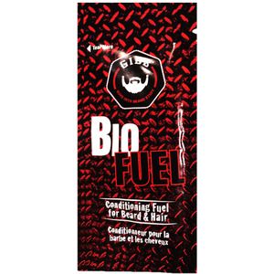 GIBS Bio Fuel Conditioning Fuel for Beard & Hair - SAMPLE SIZE 0.5 oz. (51738)