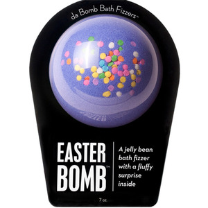 "Da Bomb Bath Bomb - EASTER BOMB - A Jelly Bean Bath Fizzer with a Fluffy Suprise Inside! 7 oz. - 2.75"" Diameter (M64100 - 64116)"