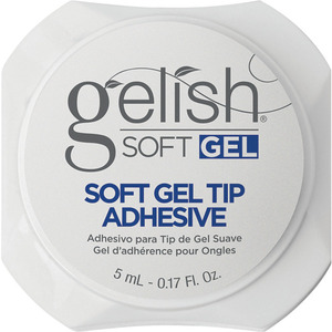 Gelish Soft Gel Tip Adhesive 0.17 oz. - 5 mL. (M1148011 - 1148011)