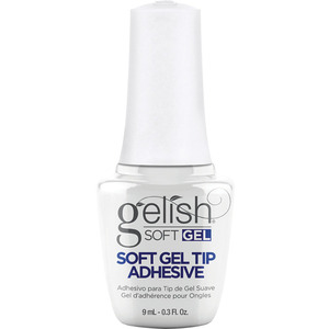 Gelish Soft Gel Tip Adhesive 0.3 oz. - 9 mL. (M1148011 - 1244010)