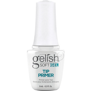 Gelish Soft Gel Tip Primer 0.3 oz. - 9 mL. (M1244009 - 1244009)