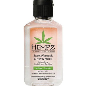 Hempz Sweet Pineapple & Honey Melon Hand Santizer 2.25 oz. - 66 mL. (M55156 - 55156)