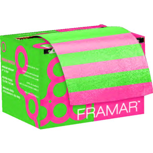 Framar Foil It Roll Embossed 320 Feet Neon Switch (46156)