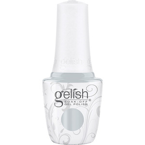 Gelish Soak-Off Gel Polish - Out In The Open Collection - In The Clouds (Lightest Blue Crème) 0.5 oz. (M1110414 - 1110416)