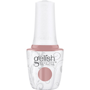 Gelish Soak-Off Gel Polish - Out In The Open Collection - Keep It Simple (Soft Pink Crème) 0.5 oz. (M1110414 - 1110417)