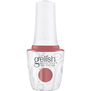Gelish Soak-Off Gel Polish - Out In The Open Collection - Be Free (Rosy Mauve Crème) 0.5 oz. (M1110414 - 1110418)