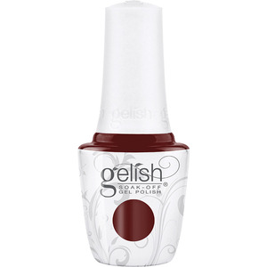 Gelish Soak-Off Gel Polish - Out In The Open Collection - Take Time & Unwind (Cinnamon Red Crème) 0.5 oz. (M1110414 - 1110419)