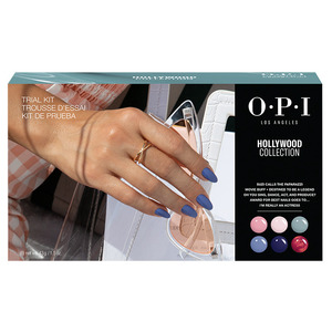 OPI Powder Perfection - Color Dipping Powder - Hollywood Collection - 6 Piece Trial Kit (DP527)