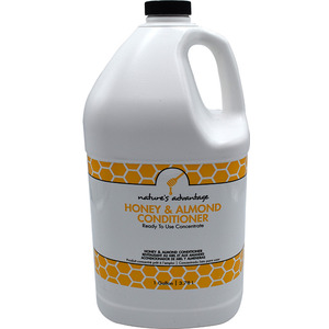 Nature's Advantage Honey & Almond Conditioner 1 Gallon (54002)