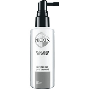 Nioxin Scalp & Hair Leave-In Treatment - STEP 3 - System 1 For Natural Hair with Light Thinning 3.4 oz. - 100 mL. (M81629543 - 81629543)
