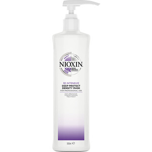 Nioxin Deep Protect Density Mask for Colored or Damaged Hair - Hair Repair Mask 16.9 oz. - 500 mL. (M81629341 - 81629341)