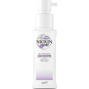 Nioxin Hair Booster - Cuticle Protection Treatment for Progressed Thinning Hair 1.7 oz. - 50 mL. (81629339)