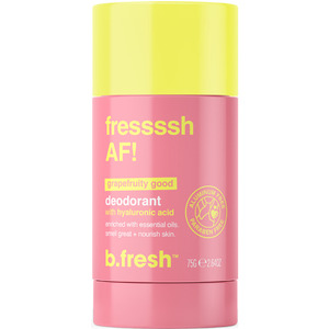 B.Fresh Deodorant - Grapefruity Good 2.64 oz. - 75 Grams (M43689 - 43692)