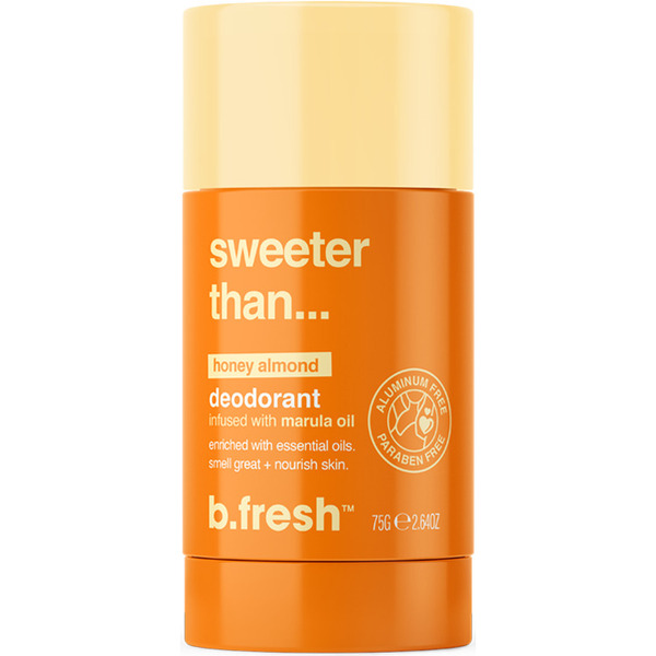 B.Fresh Deodorant - Honey Almond 2.64 oz. - 75 Grams (M43689 - 43693)