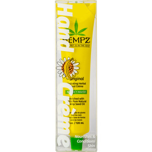 Hempz Hydrating Herbal Hand Crème - Original 4 oz. - 120 mL. (M55524 - 55524)
