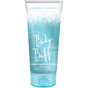 California Tan Sunless Body Buff - Step One 6 fl. oz. - 177 mL. (21862)
