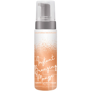 California Tan Sunless Instant Bronzing Mousse - Step Two 6 fl. oz. - 177 mL. (21864)
