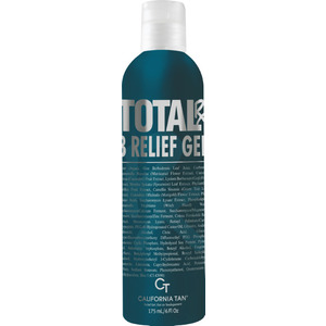 California Tan Total Rx Relief Gel 6 fl. oz. - 175 mL. (21287)