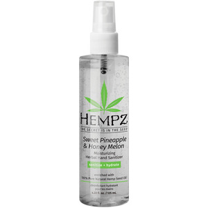 Hempz Sweet Pineapple & Honey Melon Hand Sanitizer Spray 4.22 fl. oz. - 175 mL. (40049)