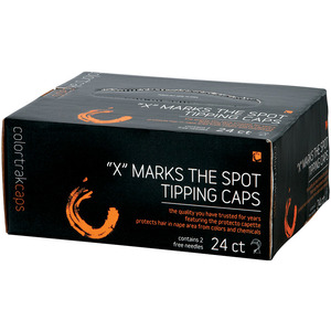 Colortrak X Marks the Spot Tipping Caps 24 Pack (8814)