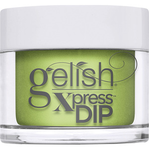 Gelish Xpress Dip - Feel The Vibes Collection - Into The Lime-Light 1.5 oz (M1620422 - 1620424)
