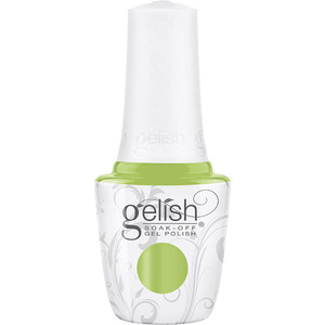 Gelish Soak-Off Gel Polish - Feel The Vibes Collection - Into The Lime-Light 0.5 fl. oz. (M1110422 - 1110424)