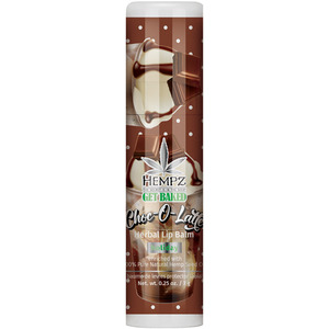 Hempz Choc-O-Latte Holiday Herbal Lip Balm 0.25 oz. - 7 grams (55119)