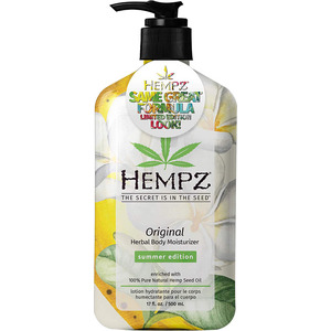 Hempz Limited Edition Original Moisturizer 17 fl. oz. - 500 mL. (41779 LE)