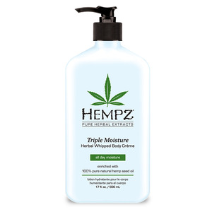 Hempz Triple Moisture Body Creme 17 fl. oz. - 500 mL. (M41267 - 41267)