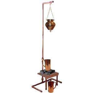 Copper Complete Shirodhara Kit Manual (62)