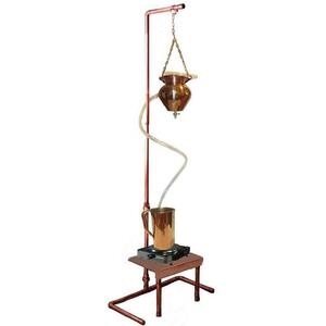 Copper Complete Shirodhara Kit Electric (61)