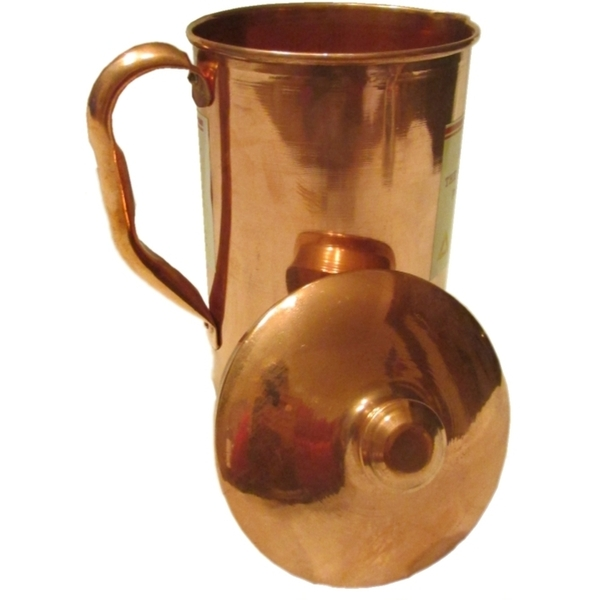 Copper Pouring Pitcher (60)
