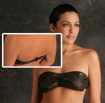 TOSS Disposable Spa Bra - Bandeau 100 case)