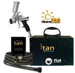 Fuji Model 4150 HVLP Tan - Salon System (4150)