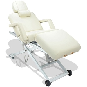 Siena Elite Facial Bed Massage Table by ComfortSoul (FT-528)