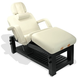 Denali Elite Facial Bed Massage Table by ComfortSoul (FT-527)