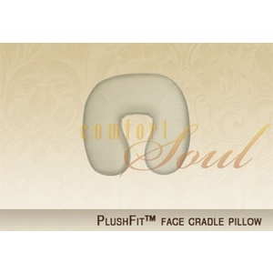 PlushFit Face Cradle Pillow by ComfortSoul (DFC100DI)