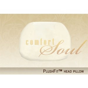 PlushFit Head Pillow by ComfortSoul (DFC100PI)