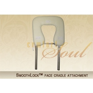 SmoothLock Face Cradle Attachment by ComfortSoul (DFC100BI)