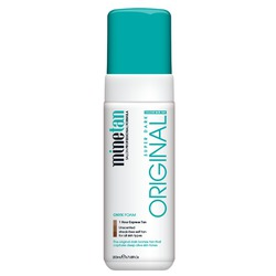 MineTan Onyx Foam - 1 Hour Express Self Tan 6.7 fl. oz. - 200 mL. Each - 1 Hour Express Self Tan Case of 12 (MIH200803)