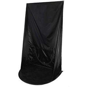 Tan.Easy Tan.Curtain - Black (TE1003003)