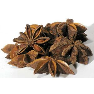 Anise Star Whole 1 Lb. (HANISB)