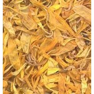 Calendula Flower Whole 1 Lb. (HCALWB)