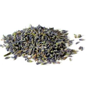 Lavender Flowers Whole 1 Lb. (HLAVWB)
