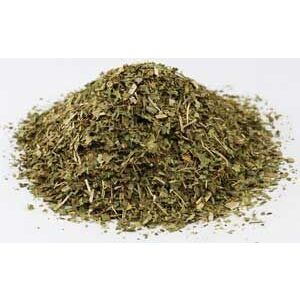 Lemon Verbena Leaf Cut 1 Lb. (HLEMVCB)