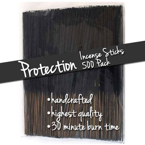 Protection Incense Sticks 500 Pack (ISPROTX)